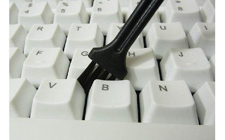 Štětec na čištění klávesnice - dodání do 2 dnů