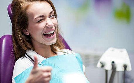 Komplexní dentální hygiena včetne Airflow