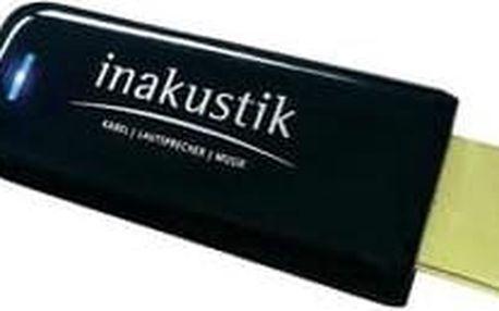 HDMI DLNA receiver, 10 m, 2,4 GHz, Inakustik