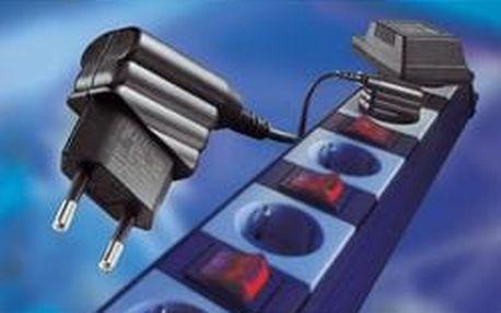 Síťový adaptér Egston E2CFSW3, 9 V/DC, 12 W