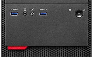 Lenovo ThinkCentre M900 TW, černá - 10FC000KMC