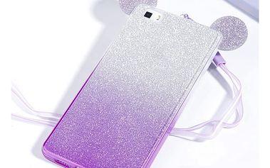 Zadní kryt pro Huawei P8/P8 Lite/P9/P9 Lite/Honor - uši