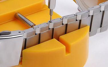 Sada nářadí pro zkracování hodinkových pásků