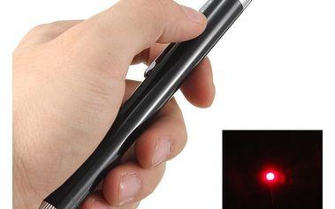 Laserové ukazovátko s červeným paprskem - 532 nm