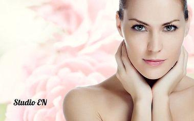Luxusní 90minutové kosmetické ošetření pro dámy ve studiu EN v Praze