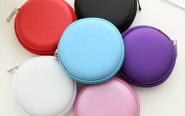 Pouzdro na sluchátka - náhodná barva