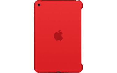 Apple iPad mini 4 Silicone Case, červená - MKLN2ZM/A