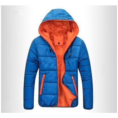 Prošívaná bunda pro ženy i muže - 6 barev