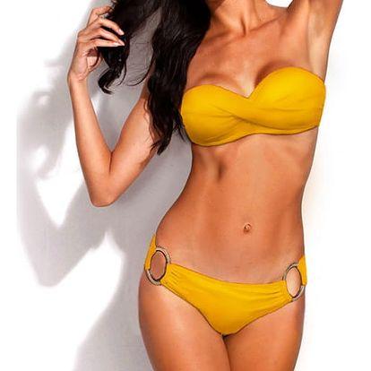 Sexy set bikini v brazilském stylu - 7 barev