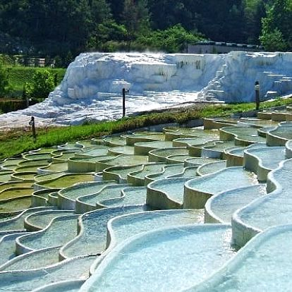 Maďarsko, termální lázně Egerszalók: luxusní wellness pobyt na 3-4 dny pro dva s polopenzí