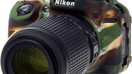 Easy Cover silikonový obal pro Nikon D5300, maskovací - ECND5300C