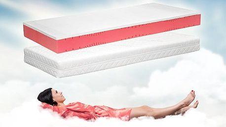 Kvalitní sendvičové matrace Tropico Latex Plus v 8 variantách