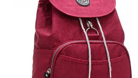 Stylový batoh v ležérním provedení - různé barvy
