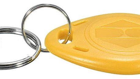 Univerzální čip na klíče se specifickým ID