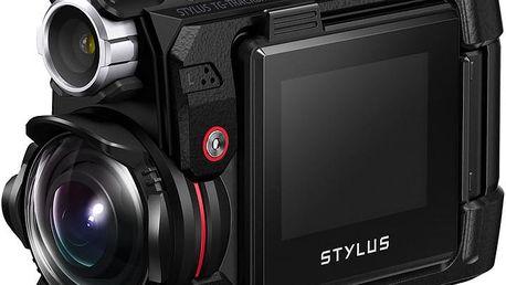 Olympus Outdoor TG-Tracker, černá - V104180BE000