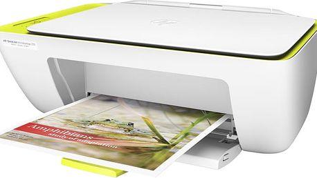 HP Deskjet Ink Advantage 2135 - F5S29C + HP pastelky