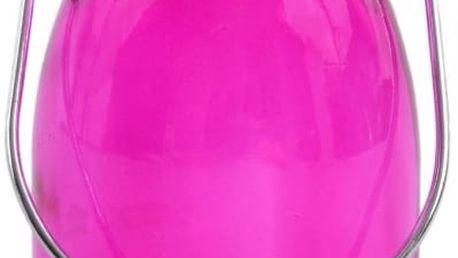 Skleněný svícen na čajovou svíčku Colors