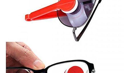 Univerzální čistič brýlí