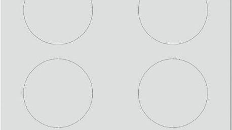 Indukční varná deska Concept IDV2660wh bílá