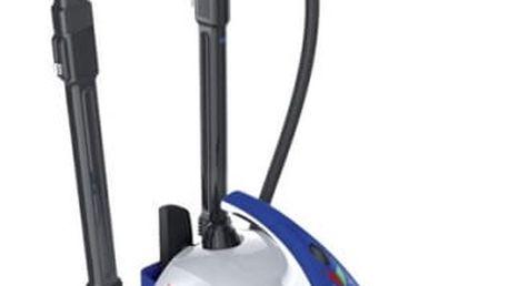 Parní čistič Polti VAPORETTO SMART 40_MOP bílý/modrý