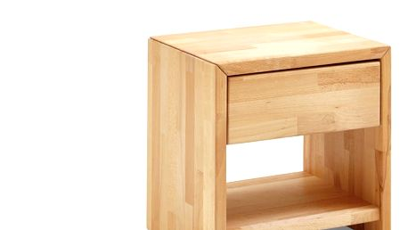 Noční stolek elisabeth, 40/40/33 cm
