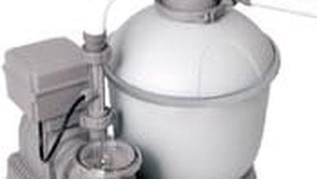 Písková filtrace 4542 l/hod s ozonátorem