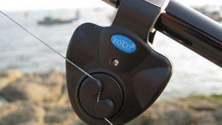 Rybářský alarm na prut