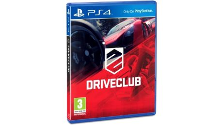Hra Sony DriveClub (PS719277378)