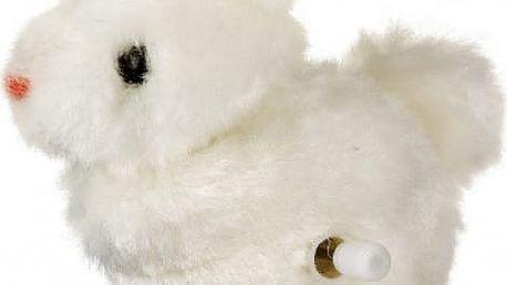 Skákající králíček na klíček