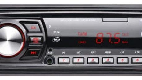 Autorádio s AUX/USB/SD/MP3