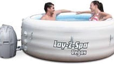 Vířivý bazén s vyhříváním + doprava zdarma