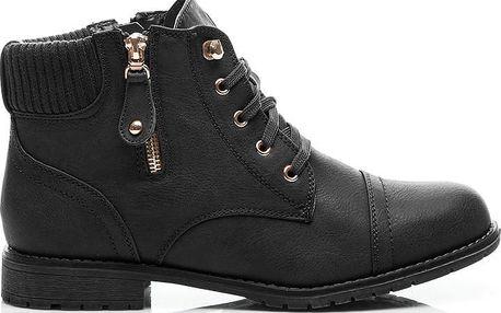Zimní kotníkové boty 67605B 39
