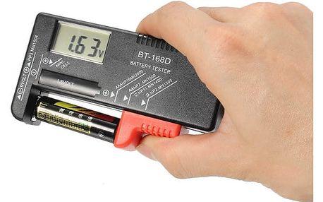 Tester baterií