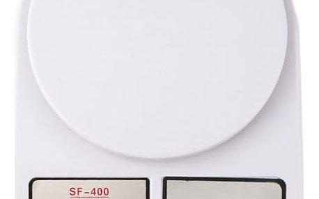 Stolní kuchyňská váha s digitálním displejem