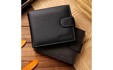 Pánská elegantní peněženka v klasickém provedení