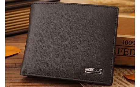 Pánská peněženka v koženém designu