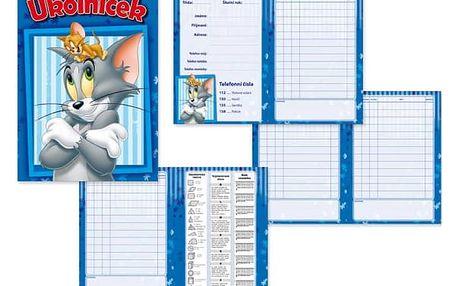 Úkolníček - Tom a Jerry - dodání do 2 dnů