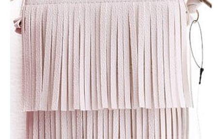 Malá kabelka přes rameno s třásněmi - 5 barev
