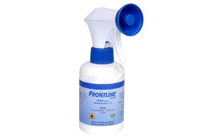 MERIAL Antiparazitní spray Frontline 250ml