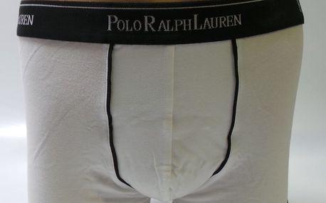 Pánské boxerky Polo Ralph Lauren, bílé
