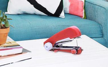Mini ruční šicí stroj