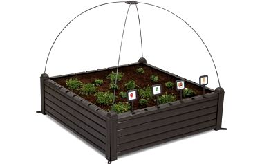 Keter Garden Bed hnědý