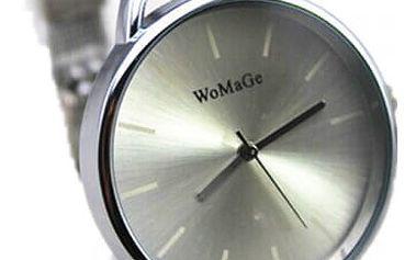 Dámské hodinky v kovovém designu - dodání do 2 dnů