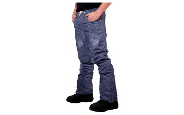 Pánské freeski kalhoty 2117 of Sweden vel. EUR 48, UK 22