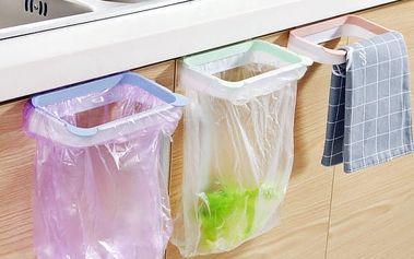 Držák na odpadkový pytel nebo utěrku do kuchyně