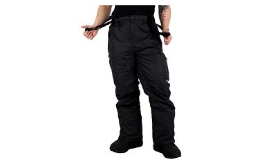 Unisex lyžařské kalhoty Trespass vel. XXL