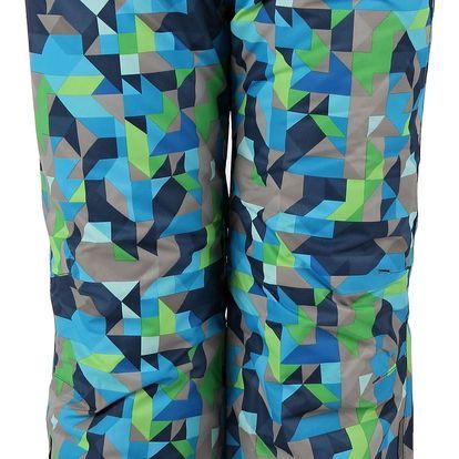 Dětské lyžařské kalhoty Loap vel. 7 - 8 let, 128 cm