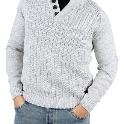 Pánský svetr Threadbare vel. M