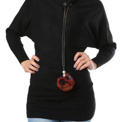 Dámský módní svetr/top Moewy vel. S/M