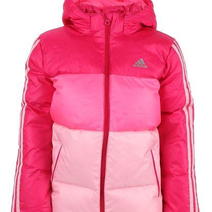 Dívčí zimní bunda Adidas Performance vel. 9 - 10 let, 140 cm